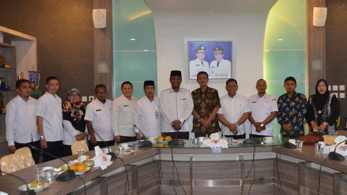 Pemkab Aceh Singkil Adopsi Aplikasi E Kinerja Banda Aceh Diskominfo Banda Aceh