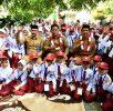 Aminullah Tinjau Suasana Hari Pertama Sekolah