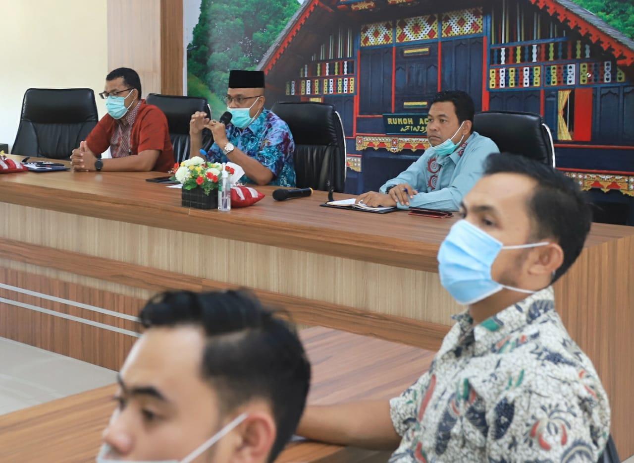 Pemkab Aceh Tengah Akan Adopsi E Kinerja Pemerintah Kota Banda Aceh Diskominfo Banda Aceh