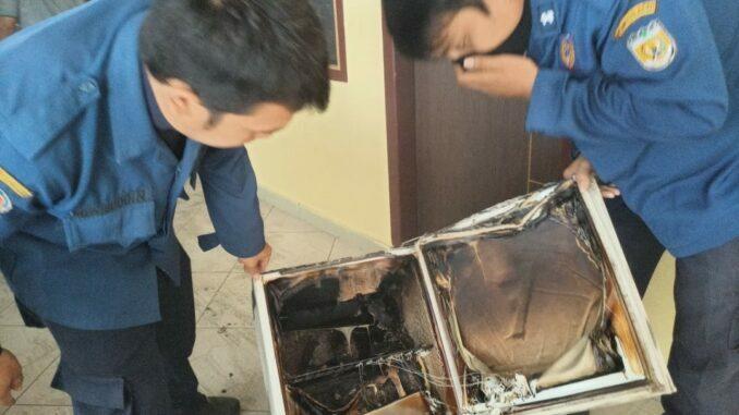 Damkar Padamkan Kulkas Kamar Hotel Medan Terbakar Diskominfo Banda Aceh